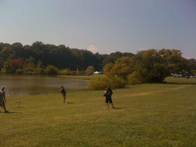 Winthrop University, Gold Championship, Hole 5 Long approach