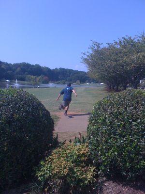 Winthrop University, Gold Championship, Hole 5 Tee pad