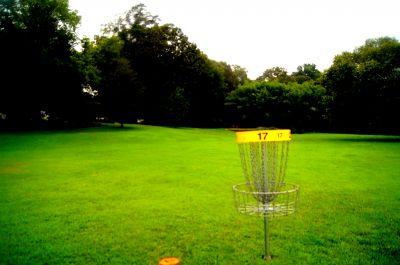 Winthrop University, Gold Championship, Hole 17 Reverse (back up the fairway)