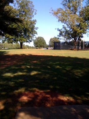 Winthrop University, Gold Championship, Hole 10 Tee pad