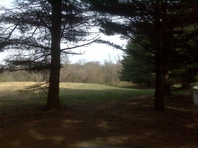 White Clay Creek State Park, Main course, Hole 18 Tee pad
