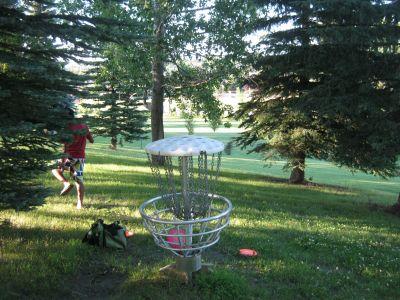 Park 96, Main course, Hole 12 Putt