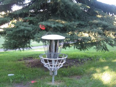 Park 96, Main course, Hole 3 Putt