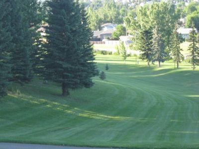 Park 96, Main course, Hole 10 Long tee pad