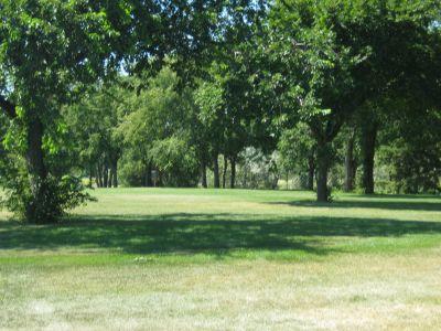Nicholas Sheran Park, Main course, Hole 15 Middle tee pad