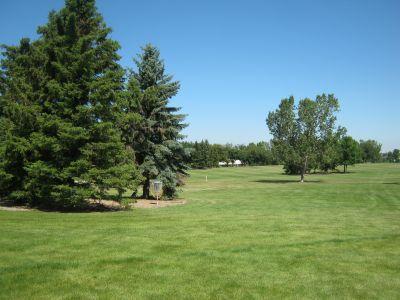 Nicholas Sheran Park, Main course, Hole 6 Short approach