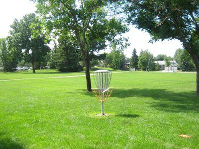 Nicholas Sheran Park, Main course, Hole 18 Putt