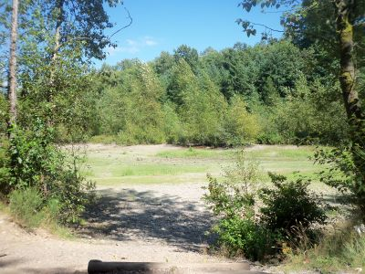 Langley Passive Park, Main course, Hole 7 Tee pad
