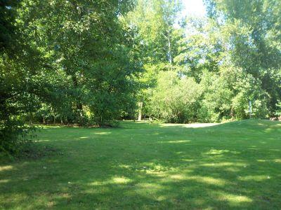 Winskill Park, Main course, Hole 7 Tee pad