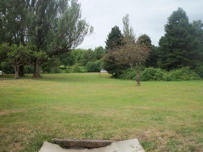 Jericho Hill Community Centre, Main course, Hole 1 Tee pad