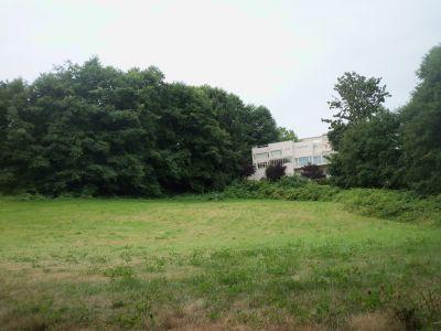 Jericho Hill Community Centre, Main course, Hole 5 Tee pad