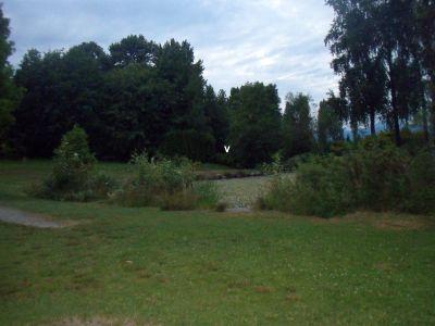 Little Mountain at Q.E. Park, Main course, Hole 7 Tee pad