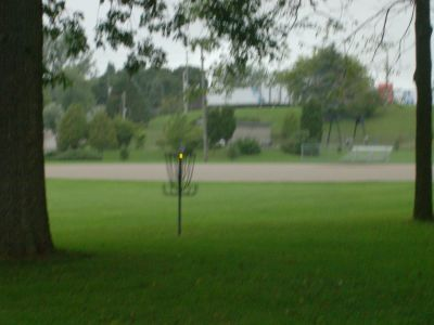 Optimist / Kinsmen Park, Main course, Hole 3 Putt