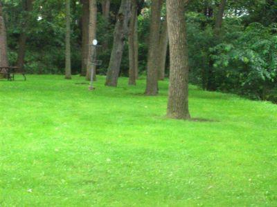 Optimist / Kinsmen Park, Main course, Hole 5 Short approach