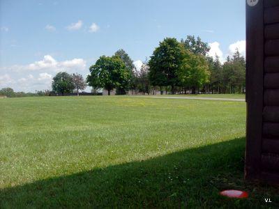 Loyalist College, Main course, Hole 10 Long tee pad
