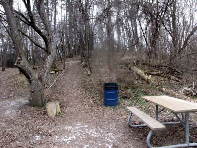 White Spruce Park, Main course, Hole 4