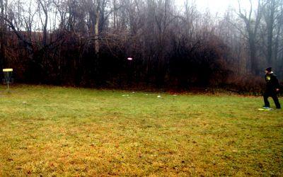 White Spruce Park, Main course, Hole 7 Putt