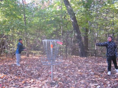 Mohawk DGC, Main course, Hole 15 Putt