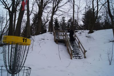 Christie Lake Conservation Area, Main course, Hole 11