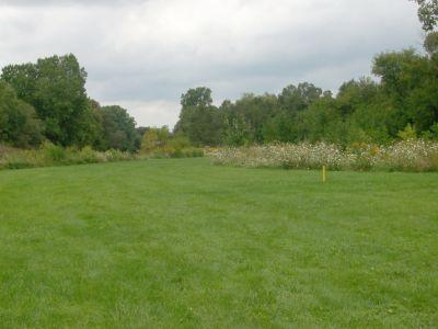 River's Edge at St. Julien's Park, Main course, Hole 11 Long approach