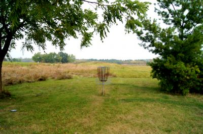 Bronte Creek Provincial Park, Main course, Hole 11 Putt