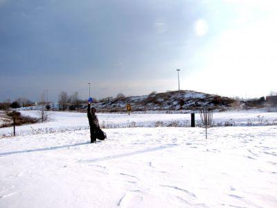 Bronte Creek Provincial Park, Main course, Hole 1 Putt