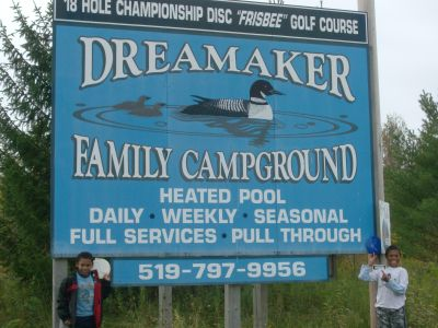 Dreamaker, Main course, Hole 1