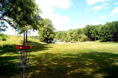 V.A. Barrie Park, Main course, Hole 1