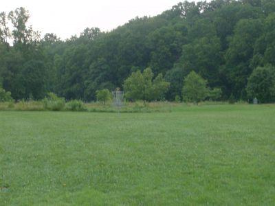 V.A. Barrie Park, Main course, Hole 9 Long approach