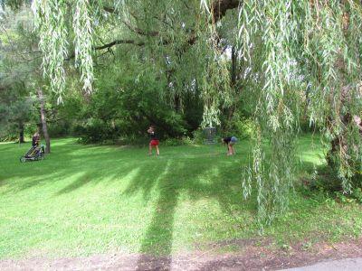 Toronto Island Park, Main course, Hole 5 Putt