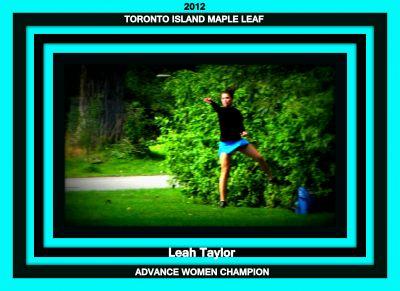 Toronto Island Park, Main course, Hole 3 Putt
