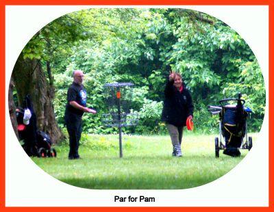 Toronto Island Park, Main course, Hole 2 Putt