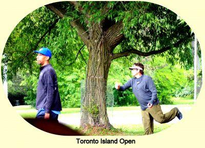 Toronto Island Park, Main course, Hole 2