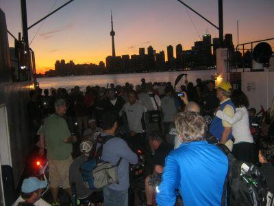 Toronto Island Park, Main course, Hole 18
