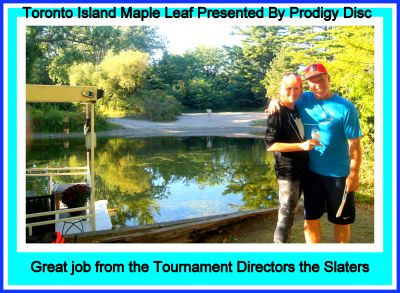 Toronto Island Park, Main course, Hole 4