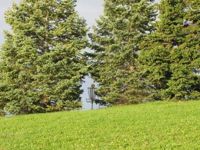 Centennial Park, Main course, Hole 3 Putt