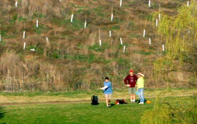 Centennial Park, Main course, Hole 27