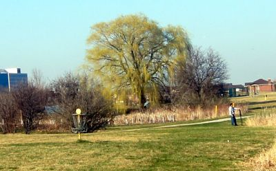 Centennial Park, Main course, Hole 2