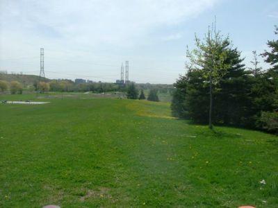 Centennial Park, Main course, Hole 5 Long tee pad