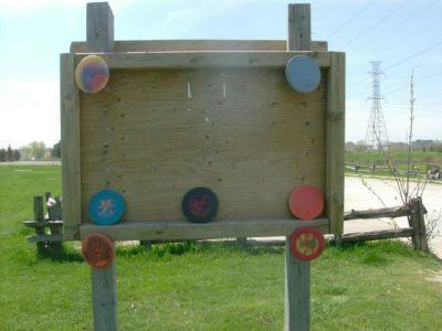 Centennial Park, Main course, Hole 1
