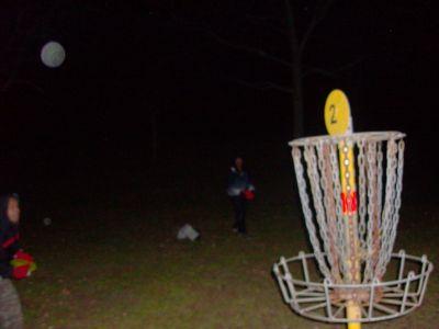 Centennial Park, Main course, Hole 21 Putt