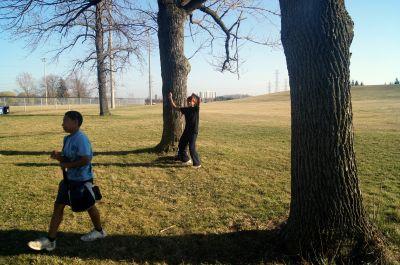 Centennial Park, Main course, Hole 7 Putt
