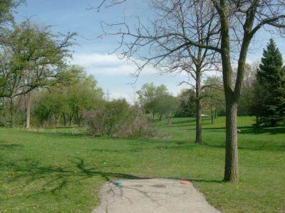 Centennial Park, Main course, Hole 26 Long tee pad
