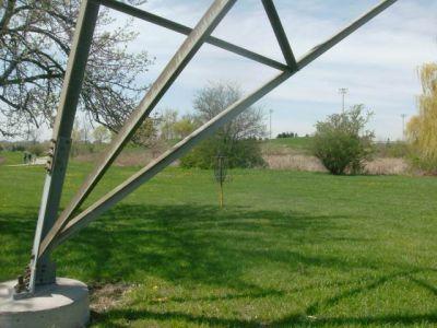 Centennial Park, Main course, Hole 13 Long tee pad
