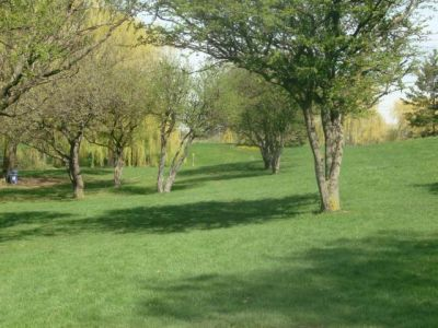 Centennial Park, Main course, Hole 27 Long tee pad