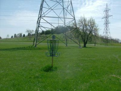 Centennial Park, Main course, Hole 11 Long tee pad