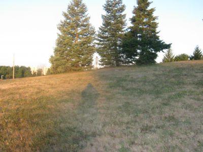 Centennial Park, Main course, Hole 3 Short approach