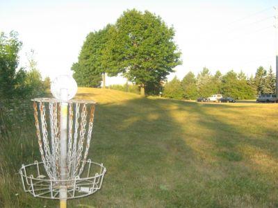 Centennial Park, Main course, Hole 8 Reverse (back up the fairway)