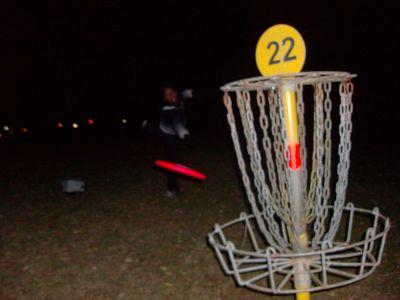 Centennial Park, Main course, Hole 22 Putt