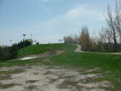 Centennial Park, Main course, Hole 17 Long tee pad